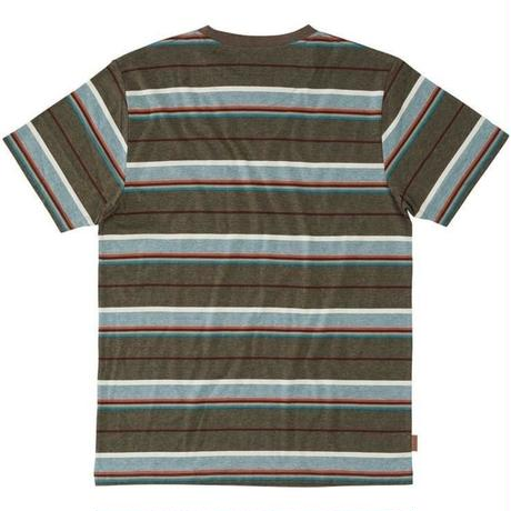 HIPPY TREE PORTSMITH TEE Heather Brown