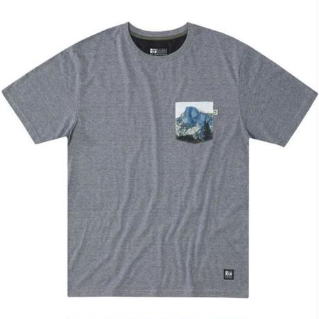 HIPPY TREE MUIR TEE Heather Grey