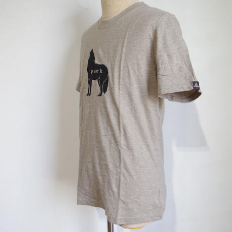 PRANA Wolf Pack Journeyman T-shirt Dark Khaki Heather
