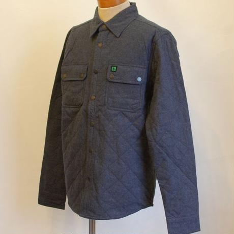 HIPPY TREE STOUT JACKET Charcoal