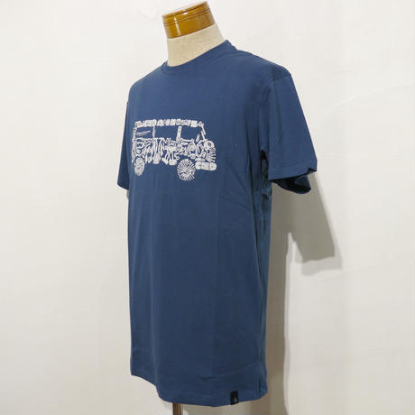 BLACK DIAMOND VANTASTIC TEE MENS Ink Blue