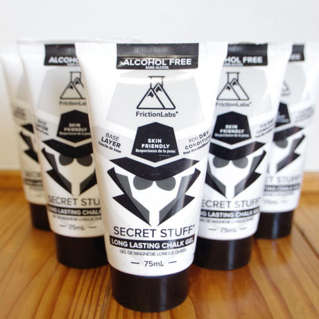 FRICTION LABS Secret Stuff Chalk Cream Alcohol Free