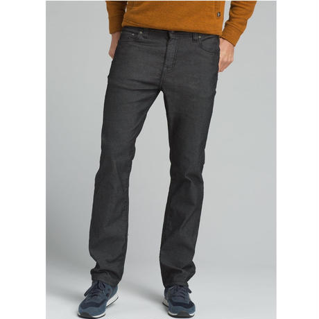 PRANA  Bridger Jean Black Denim