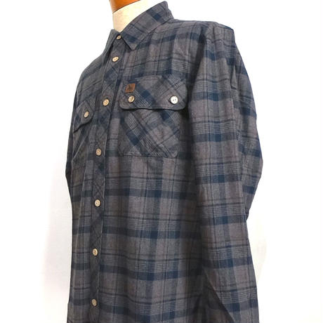 HIPPY TREE BAKER FLANNEL Grey