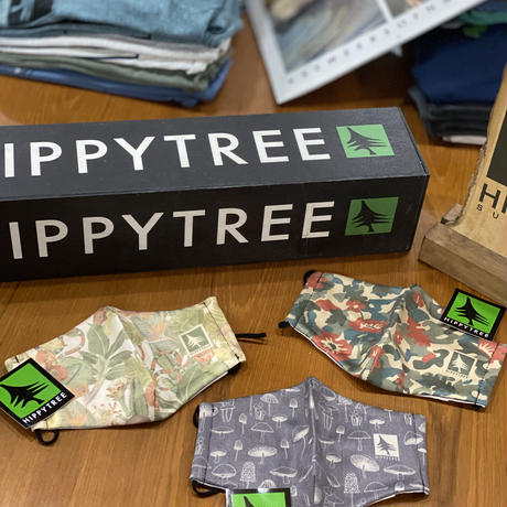 HIPPY TREE SHROOM FACE MASK