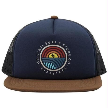 HIPPY TREE NATION HAT Navy