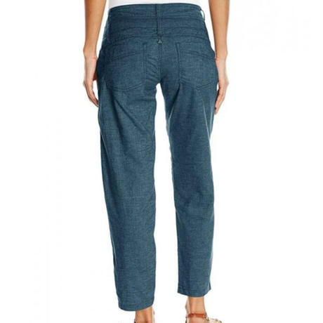 PRANA Womens Lizbeth Capri Mood Indigo