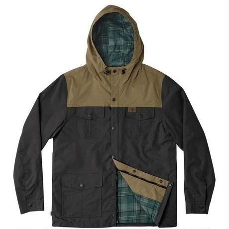 HIPPY TREE SANTOS JACKET Asphalt