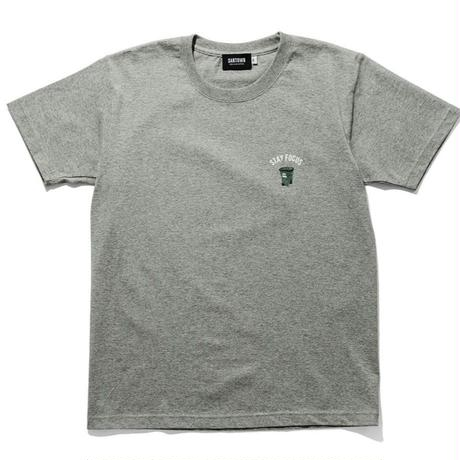 SANTOWN Trash Box S/S Tee - Gray