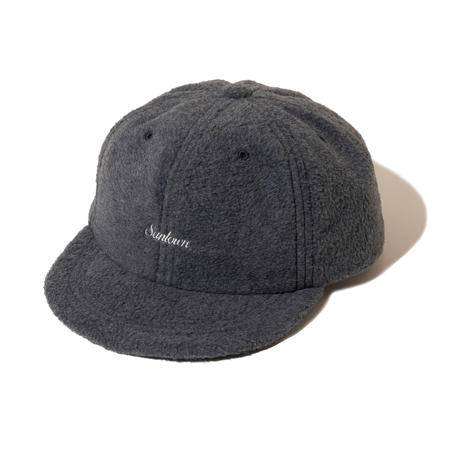 SANTOWN Fleece 6 Panel Cap - Gray