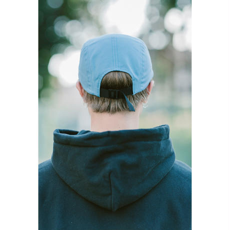 SANTOWN Five Panel Cap - Autumn Blue