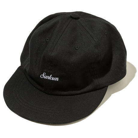 SANTOWN SnapBack Cap - Black
