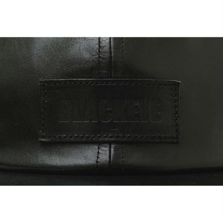 SANTOWN × BLACKEYE  Classic BB Leather Cap