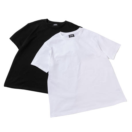"SANTOWN ""01""  T-SHIRTS  -WHITE-"