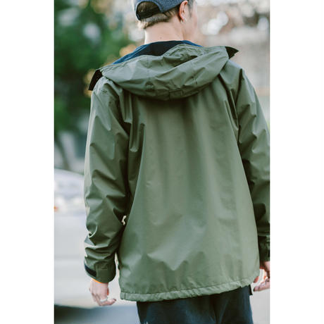 "SANTOWN  ""ODYSEEY"" Coach Jacket - Olive -"