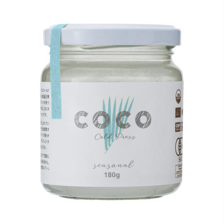 COCO ColdPress -Seasonal RAINY- 180g