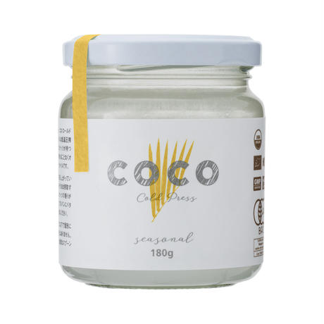 COCO ColdPress -Seasonal DRY- 180g