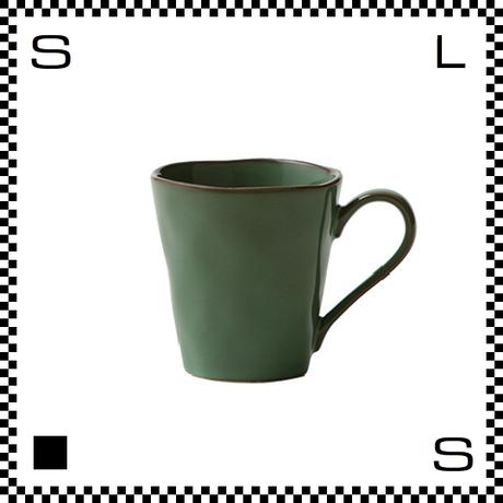 Prairie プレーリー マグカップ ヴェル グリーン Φ90/W124/H95mm 310cc コーヒーカップ アンティーク風 日本製