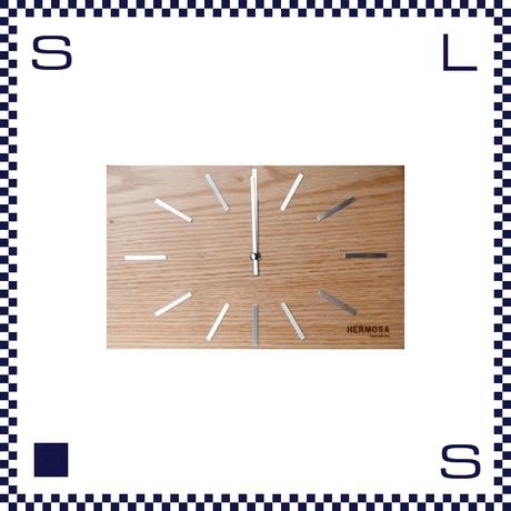 HERMOSA ハモサ LABREA CLOCK ラブレアクロック ナチュラル 壁掛け時計 置き時計 ビーチテイスト beach
