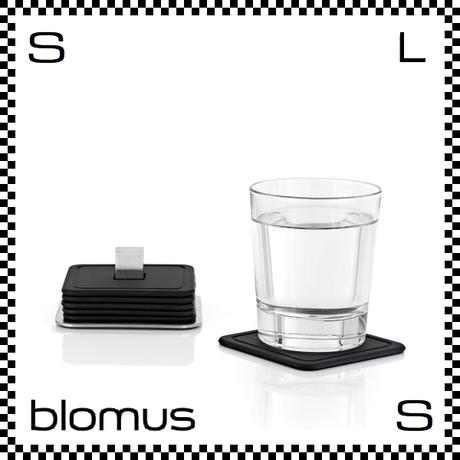 blomus ブロムス TRAYAN コースターセット コースター&スタンド  blomus-68445