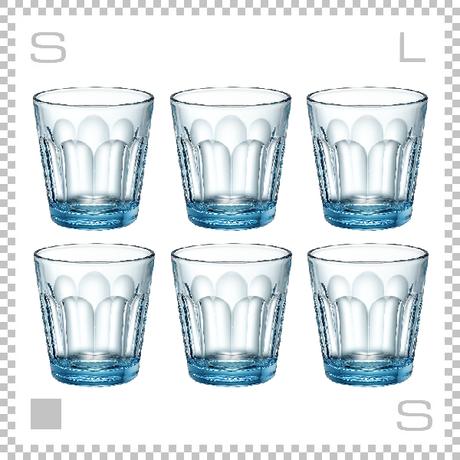 Common コモン タンブラー ブルー 6個セット Φ78/H82cm 200ml グラス