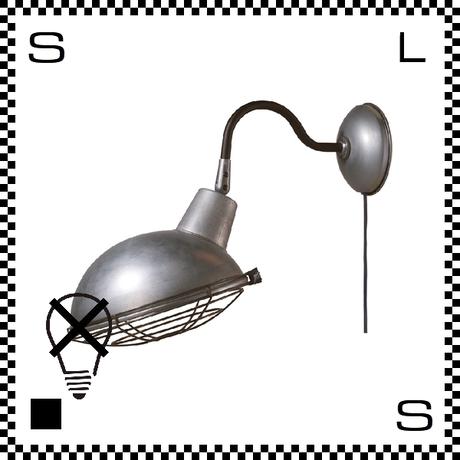 アートワークスタジオ Jail ジェイルウォールランプ メタル 電球なし Φ265/H155mm ウォールライト ブルックリンスタイル インダストリアル風  AW-0478Z-ME