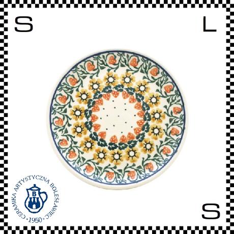 Ceramika Artystyczna ツェラミカ アルティスティチナ No.858 プレート 16cm Φ16/H2cm ストーンウェア オーブン可 ハンドメイド ポーランド製