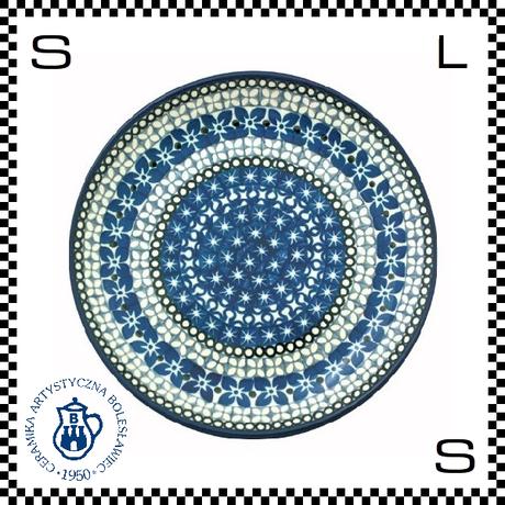 Ceramika Artystyczna ツェラミカ アルティスティチナ No.U4-853 プレート 24cm Φ24/H3cm ストーンウェア オーブン可 ハンドメイド ポーランド製