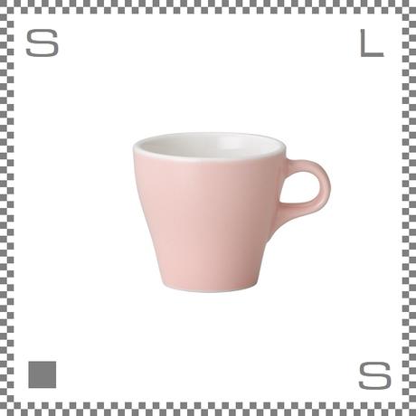 ORIGAMI オリガミ カプチーノカップ ピンク 6oz 180cc コーヒーカップ バリスタが設計 日本製