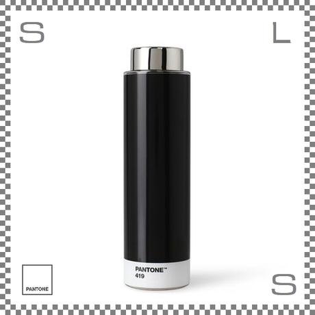 PANTONE パントン ドリンクボトル トライタン ブラック 500ml Φ62/H220mm ステンレスボトル 魔法瓶