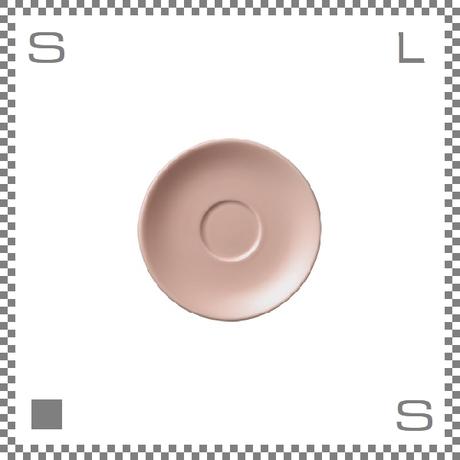 ORIGAMI オリガミ エスプレッソカップ用ソーサー ピンク Φ128mm デミタスカップ用ソーサー 日本製