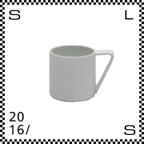 2016/ Shigeki Fujishiro マグカップ ホワイト 300ml Φ78/W107/H78mm マグ コーヒー 有田焼 日本製
