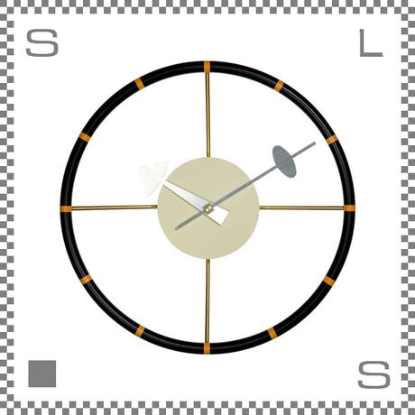 ステアリングホイールロック ジョージネルソン 壁掛け時計 クロック ウォールクロック steering clock george nelson