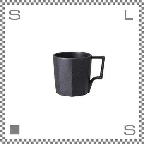 キントー OCT オクト マグカップ 300ml ブラック マグ コーヒーカップ