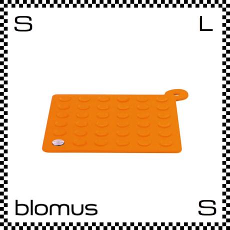blomus ブロムス LAP ポットホルダー オレンジ シートタイプ トリベット 鍋敷き blomus-68752
