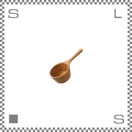 キントー SCS スローコーヒースタイル コーヒーメジャースプーン チーク材使用 コーヒースプーン