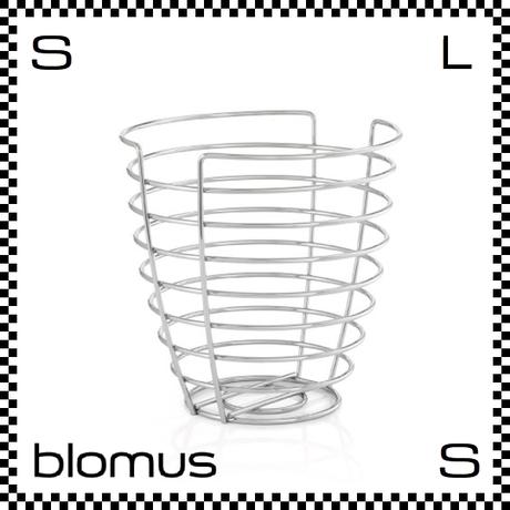 blomus ブロムス WIRES ワイヤーバスケット Φ24cm トールタイプ フルーツバスケット バスケット blomus-68480