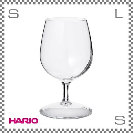 HARIO ハリオ 耐熱フレーバーグラス ラウンド 380ml Φ85/H170mm 耐熱ガラス製 電子レンジ可 食洗機可 日本製 hfg-370-r