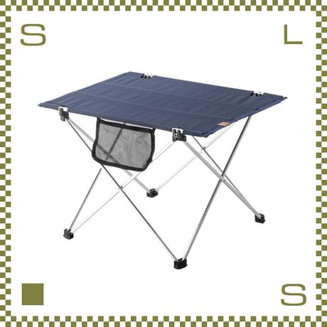 クイックテーブル W56/D41/H37cm 折り畳み式 簡易テーブル アウトドアテーブル 収納袋付き azu-odl201