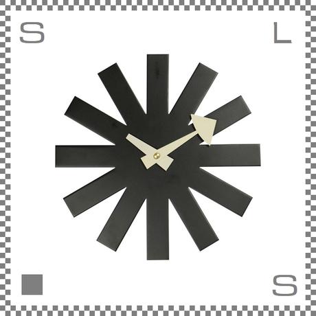 アスタリスククロック ジョージネルソン 壁掛け時計 クロック ウォールクロック asterisk clock george nelson