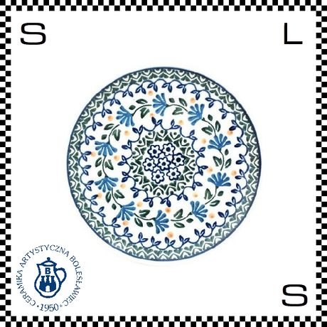 Ceramika Artystyczna ツェラミカ アルティスティチナ No.883 プレート 16cm Φ16/H2cm ストーンウェア オーブン可 ハンドメイド ポーランド製