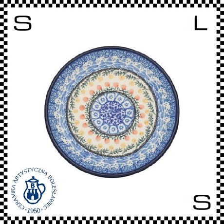 Ceramika Artystyczna ツェラミカ アルティスティチナ No.U3-555 プレート 16cm Φ16/H2cm ストーンウェア オーブン可 ハンドメイド ポーランド製