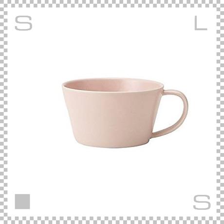 SAKUZAN サクザン SARA サラ スープカップ ピンク 260cc パステルカラー 日本製