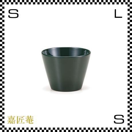 十色の猪口 カップ 緑 グリーン Φ8/H6cm 漆カップ 漆塗装 ちょこ フリーカップ 小鉢 日本製