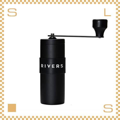 RIVERS リバーズ コーヒーグラインダー グリット ブラック COFFEE GRINDER GRIT ハンドミル