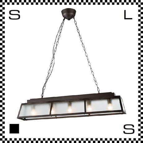 アートワークスタジオ Glass House5 グラスハウス5ペンダント 5灯 電球付 W970/D150/H183mm ペンダントライト ブルックリンスタイル AW-0451V