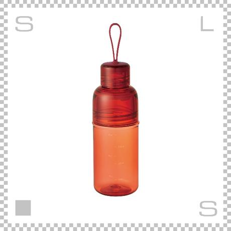 KINTO キントー ワークアウトボトル レッド 480ml ウォーターボトル マグボトル 携帯ボトル