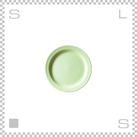 SAKUZAN サクザン SARA サラ ソーサー ライトグリーン Φ140mm パステルカラー 日本製