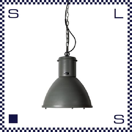 HERMOSA ハモサ HUNT ハントランプ サックスグレー 1灯ランプ エイジング加工 ペンダントライト インダストリアル