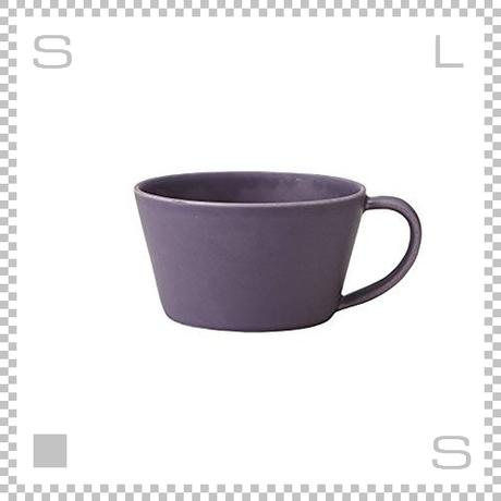 SAKUZAN サクザン SARA サラ スープカップ パープル 260cc パステルカラー 日本製